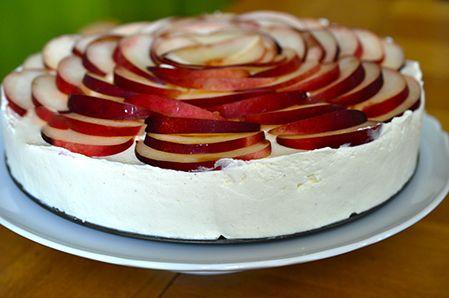 Breskov-cheesecake